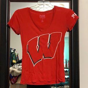 Wisconsin V neck